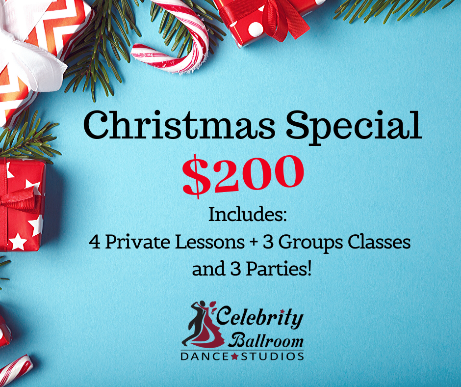 Christmas Special Dance Package