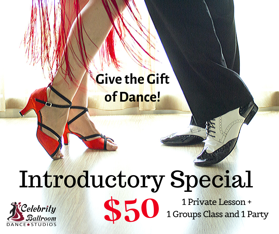 Introductory Special Dance Package
