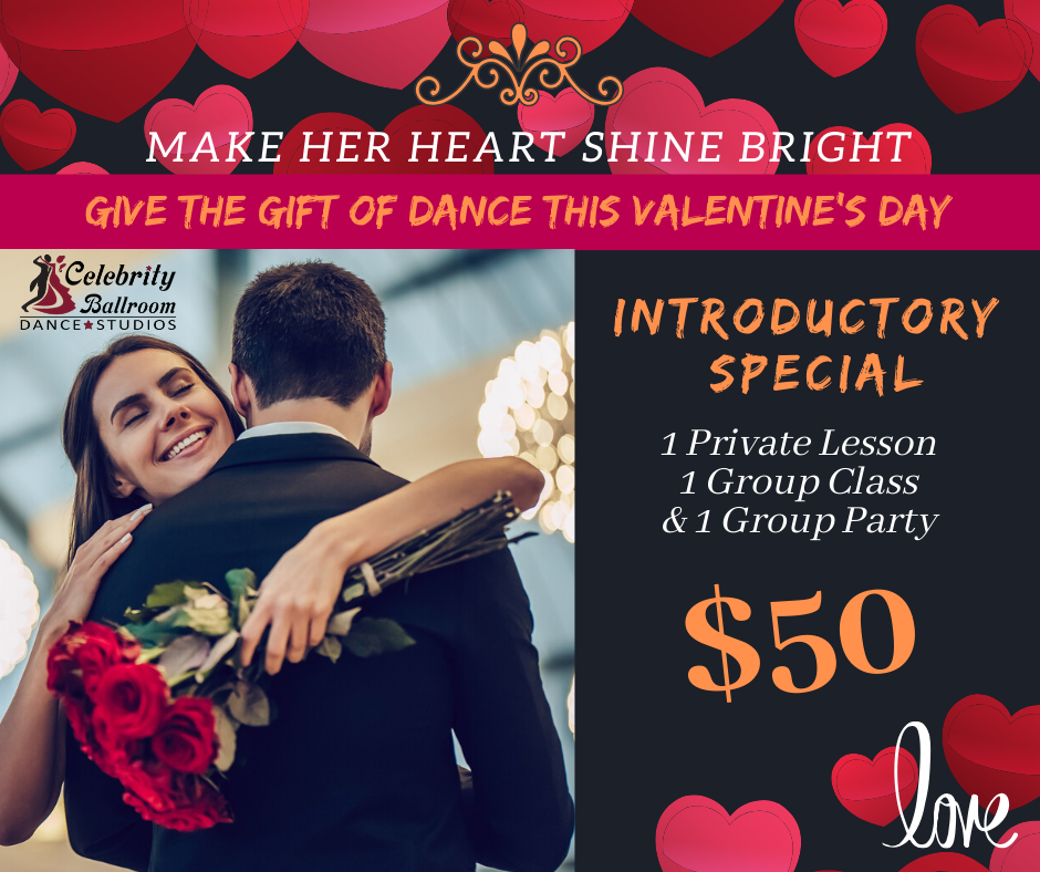 Valentine's Day Introductory Special