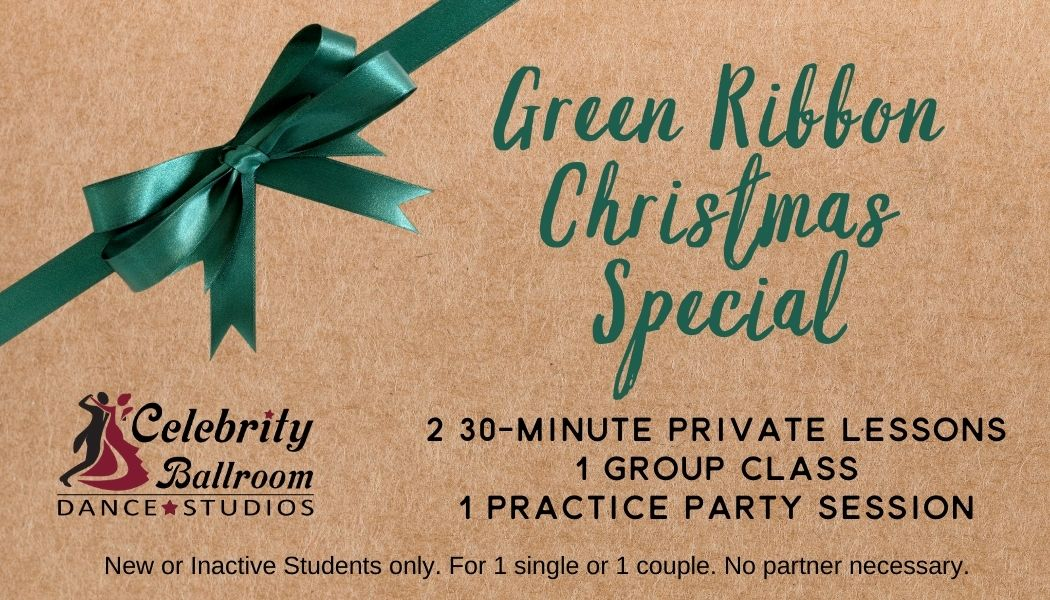 Christmas Special- Green Ribbon