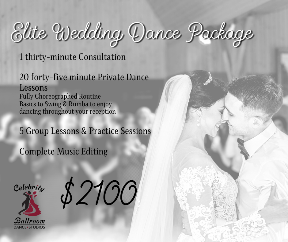 Elite Wedding Dance Package