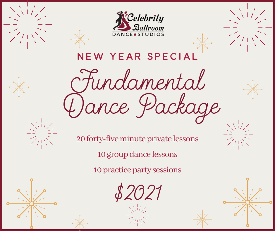 New Year Fundamental Dance Package