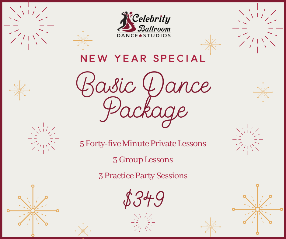 New Year Basic Dance Package